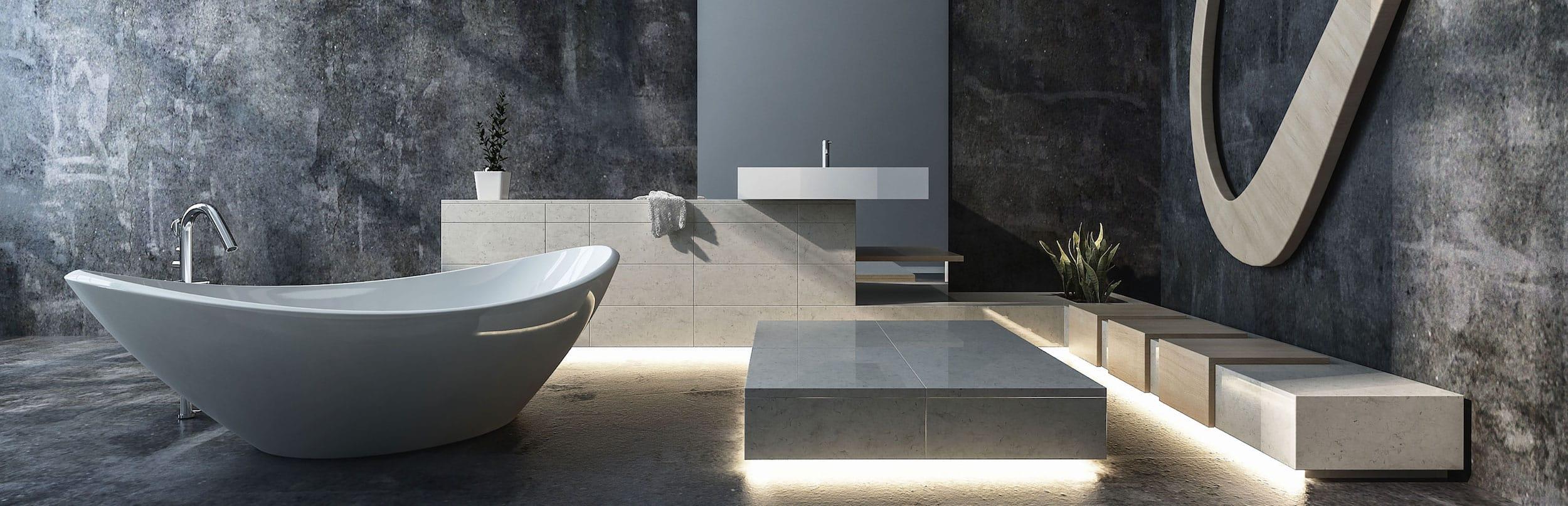 Salle De Bain En Mortex salle de bain en mortex : mat�riau �tanche, �conomique et